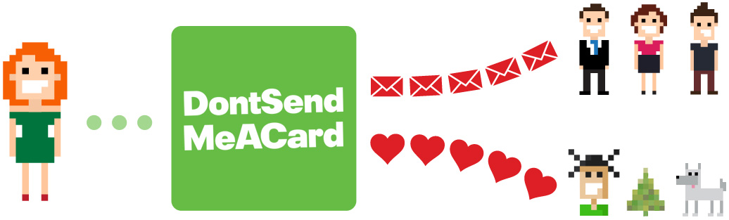 DontSendMeACard e-cards
